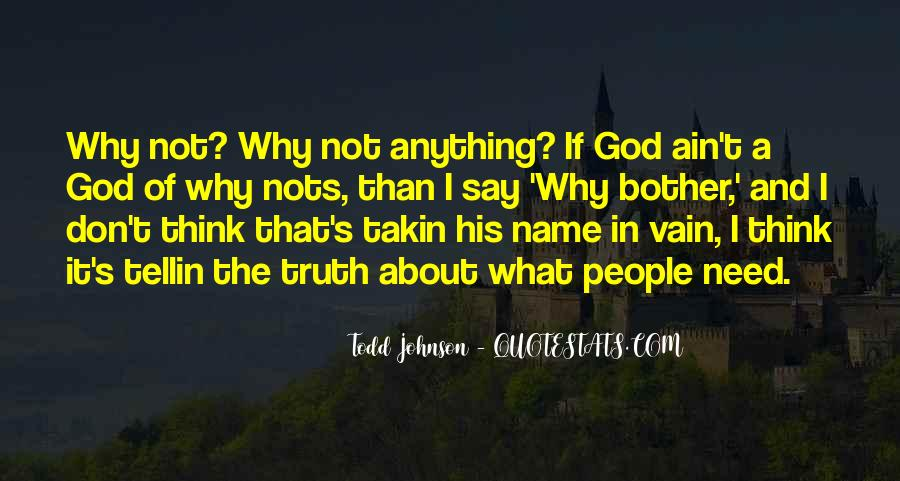 Quotes About Vain People #1743204