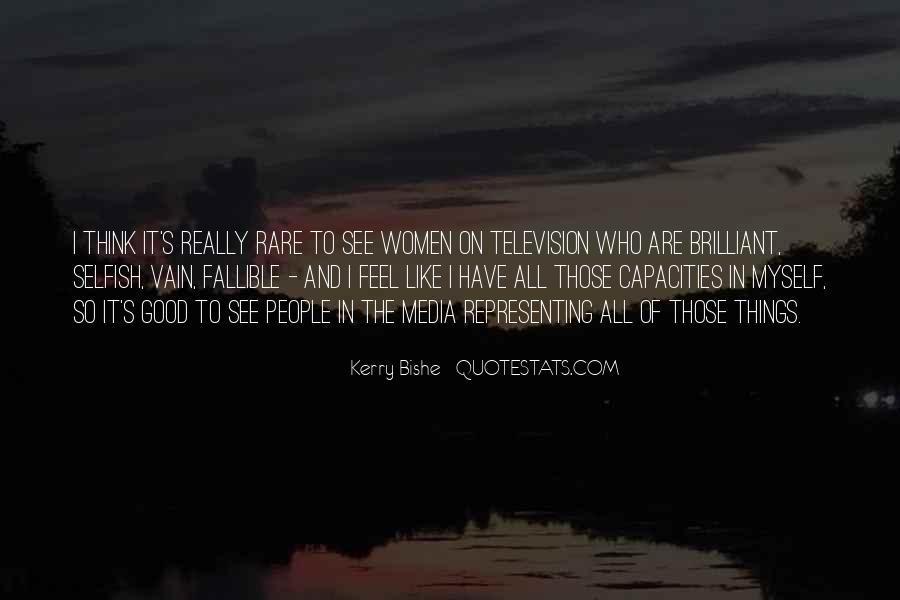 Quotes About Vain People #78279