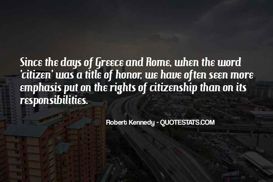 Citizen Responsibilities Quotes #160401