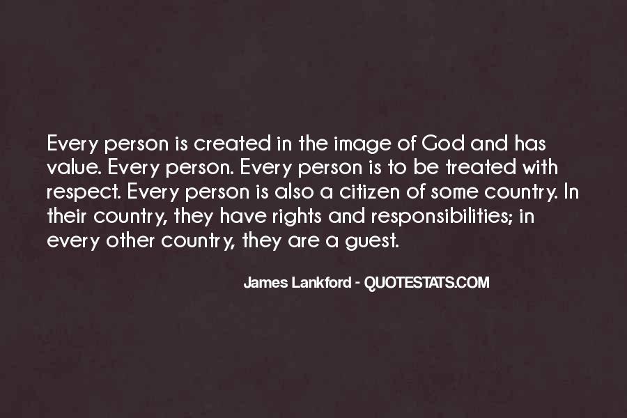 Citizen Responsibilities Quotes #471631
