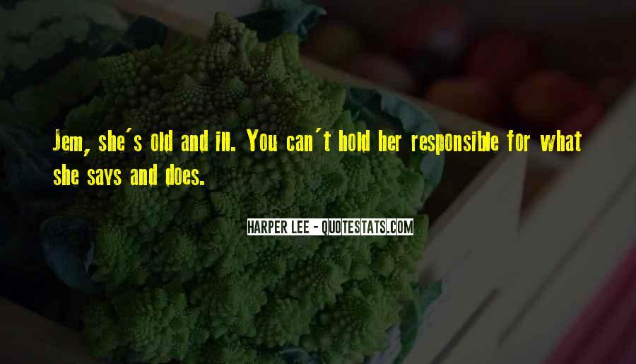 Citizen Responsibilities Quotes #874880