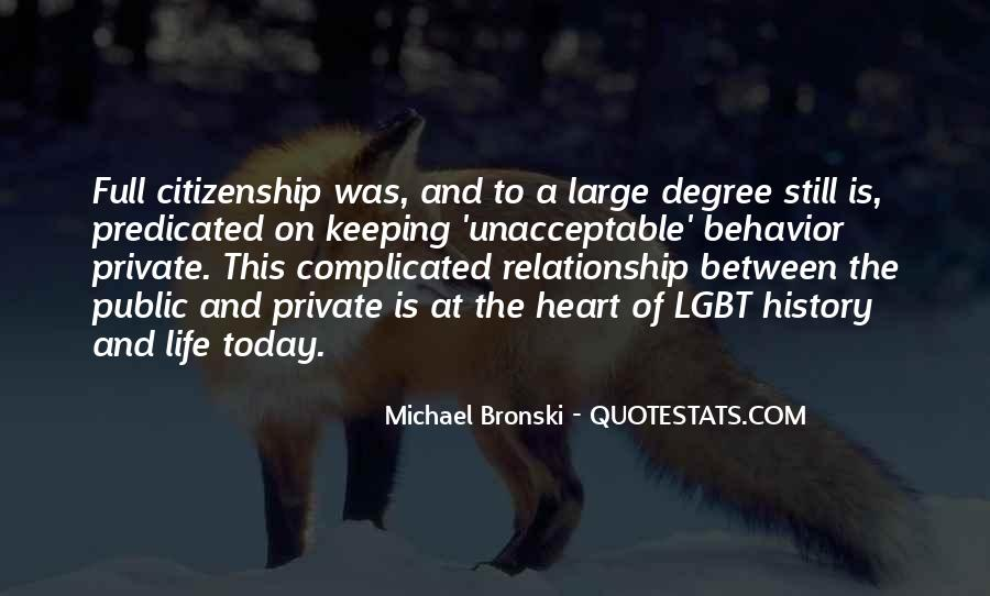 Quotes About Lgbt History #890286