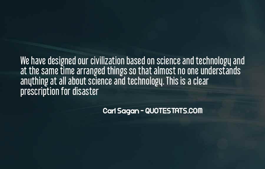 Civilization 3 Technology Quotes #1409639