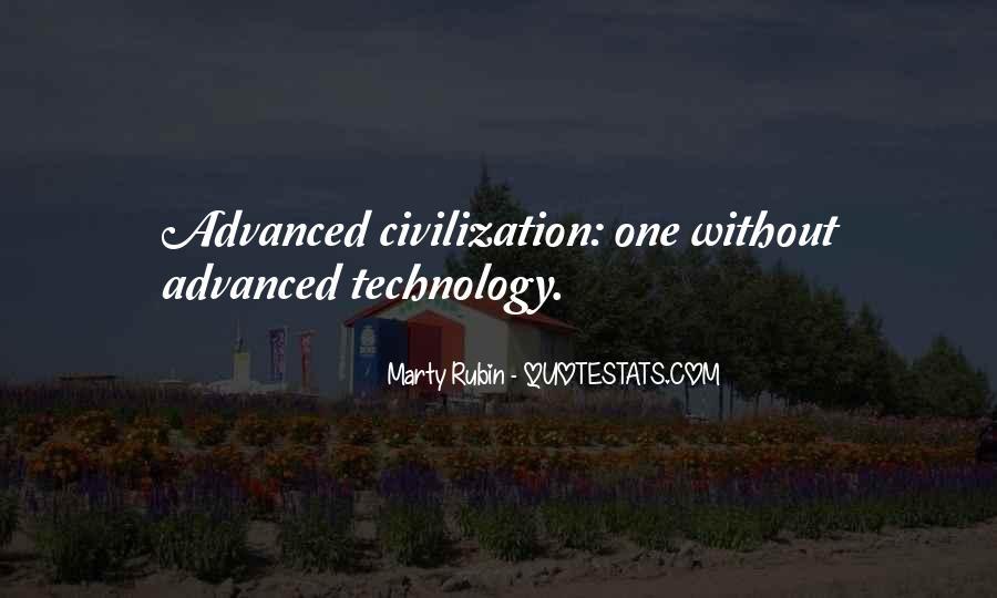 Civilization 3 Technology Quotes #1445641