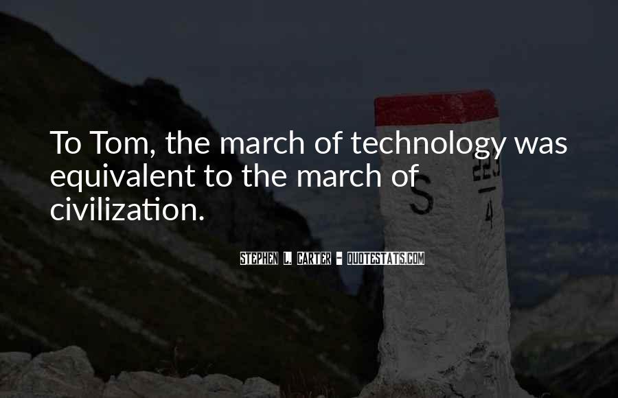 Civilization 3 Technology Quotes #51985