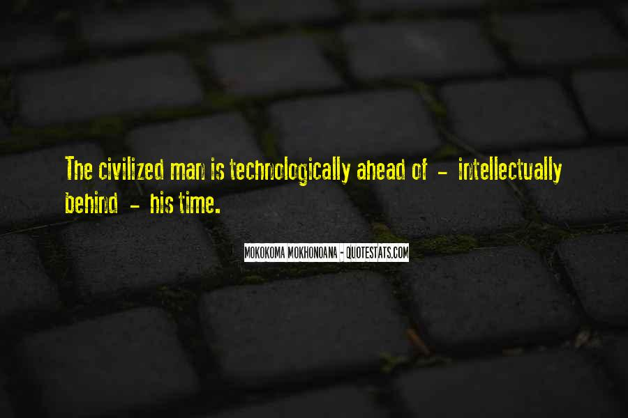 Civilization 3 Technology Quotes #738158