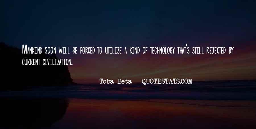 Civilization 3 Technology Quotes #838461