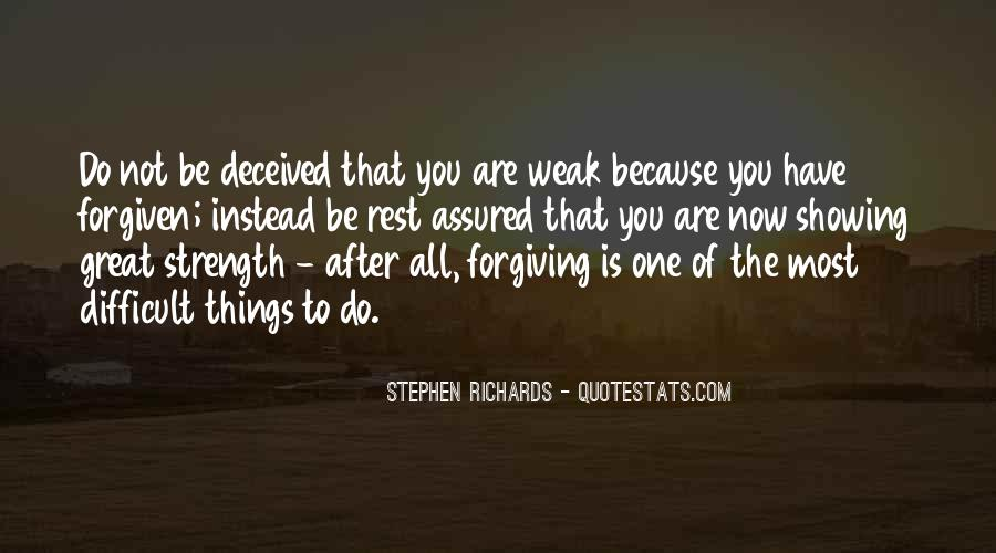 Quotes About Letting Things Be #1494477