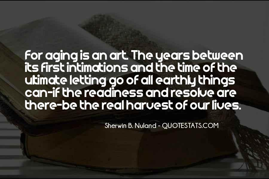 Quotes About Letting Things Be #635835