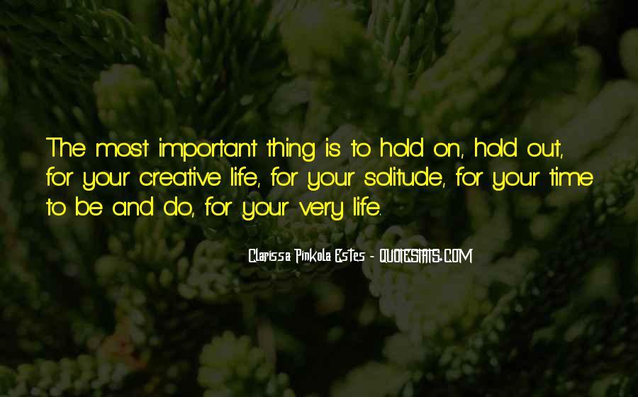 Clarissa Quotes #181883