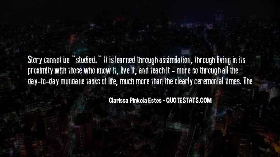 Clarissa Quotes #452700