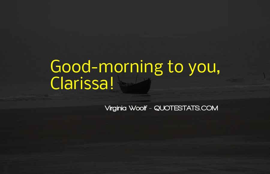 Clarissa Quotes #509995