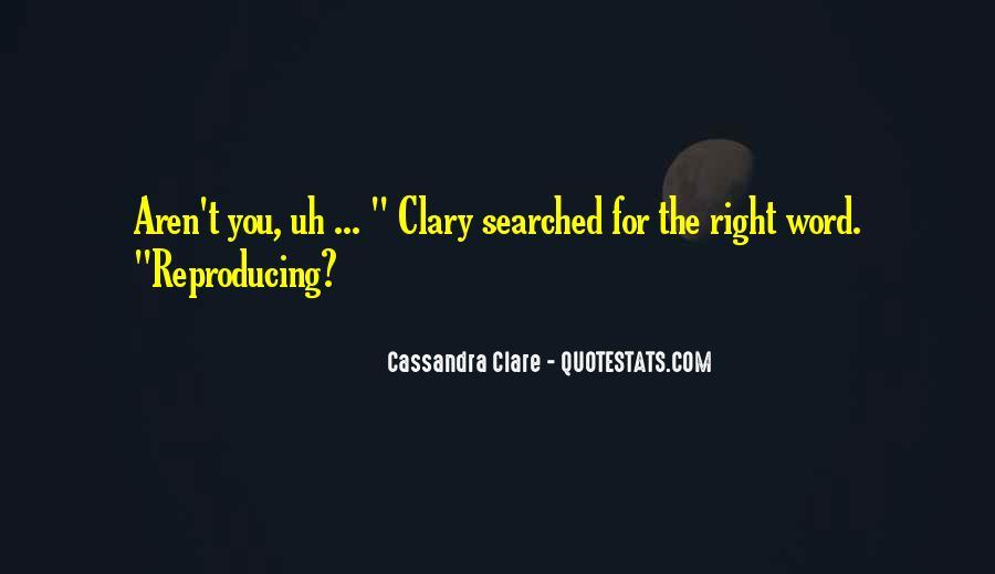 Clarissa Quotes #854975