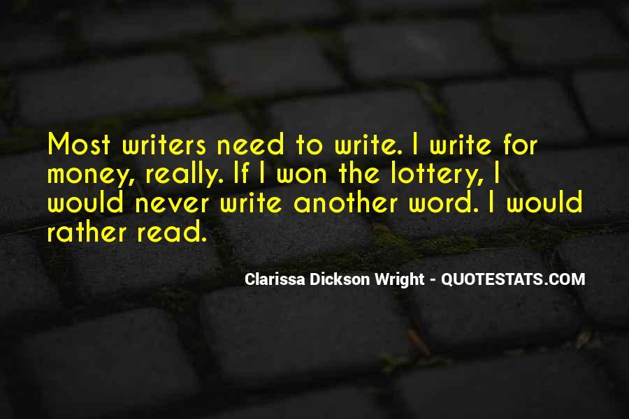 Clarissa Quotes #960199