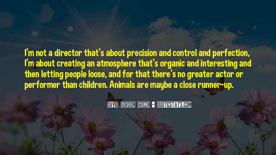 Quotes About Letting Go Of Perfection #510587