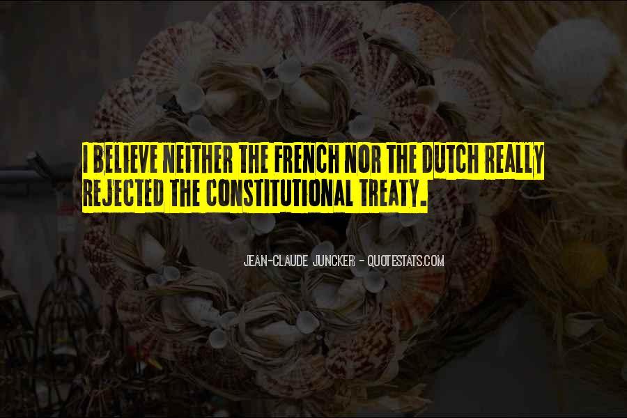 Claude Juncker Quotes #1283861