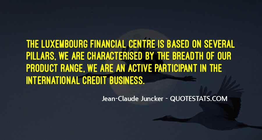 Claude Juncker Quotes #1421201