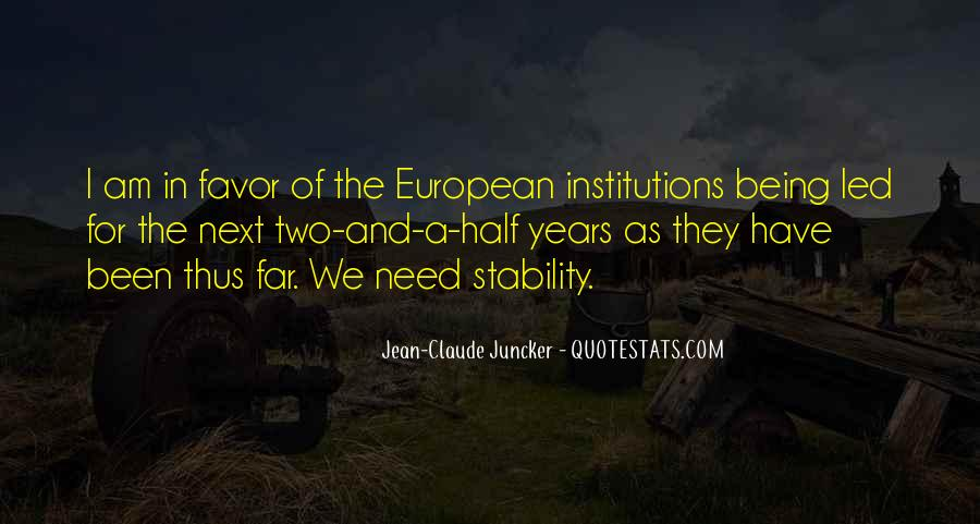 Claude Juncker Quotes #1454083