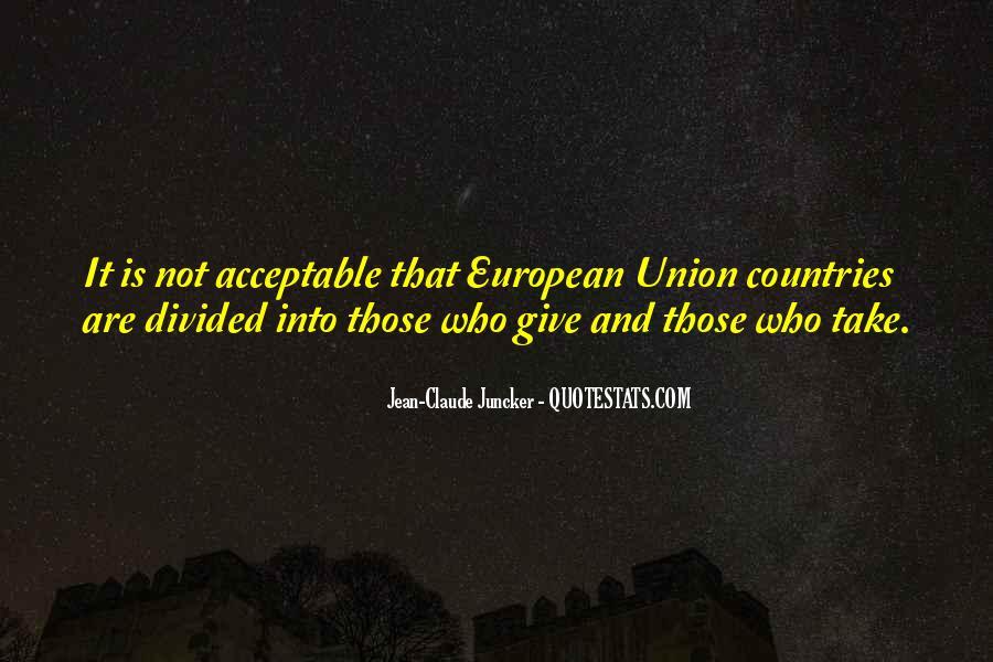 Claude Juncker Quotes #1654265
