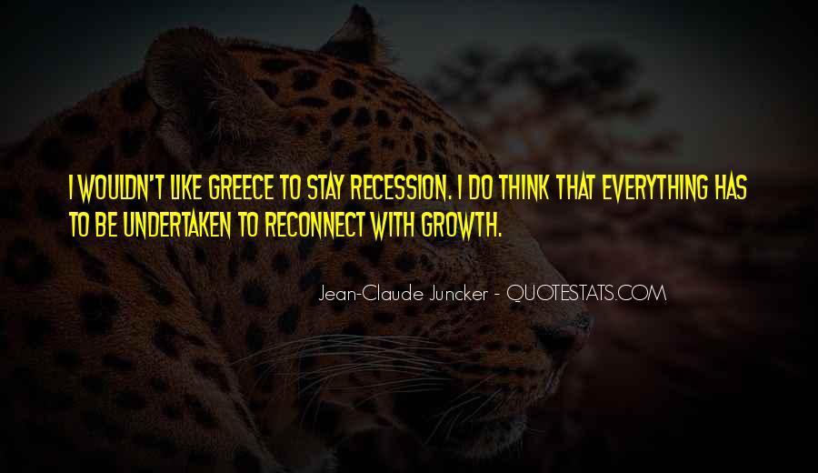 Claude Juncker Quotes #1717287