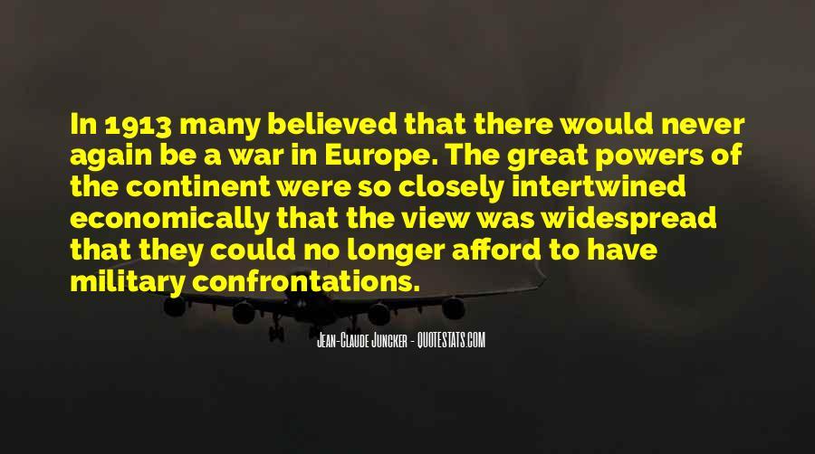 Claude Juncker Quotes #1755161
