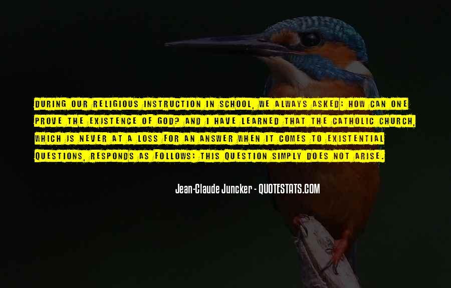 Claude Juncker Quotes #1766733