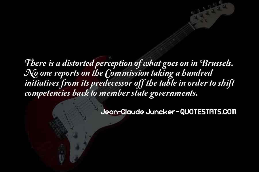 Claude Juncker Quotes #1821152