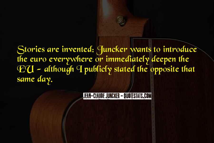 Claude Juncker Quotes #197533