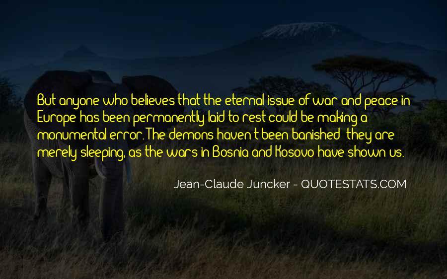 Claude Juncker Quotes #356419