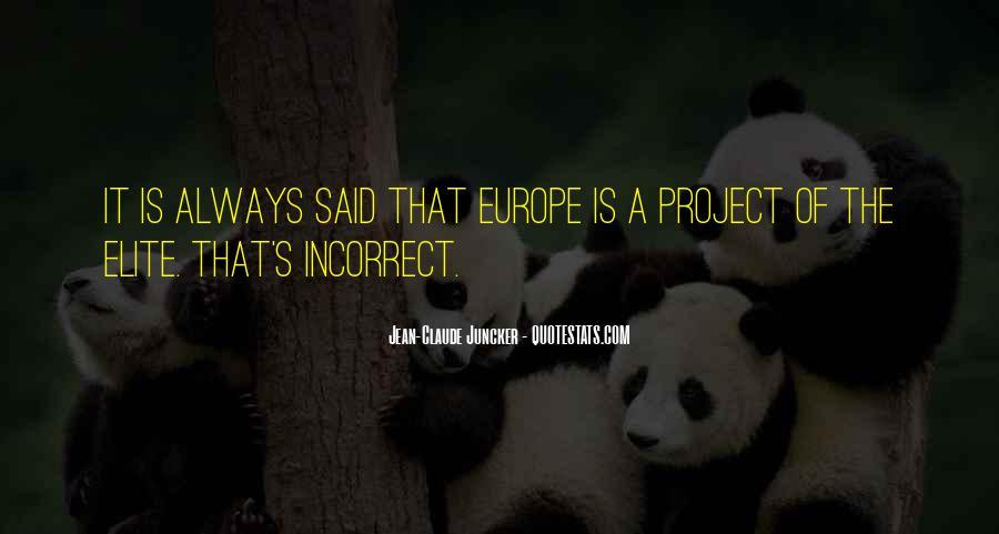 Claude Juncker Quotes #442487