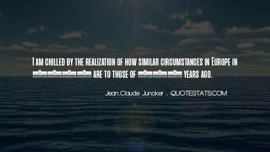 Claude Juncker Quotes #449234