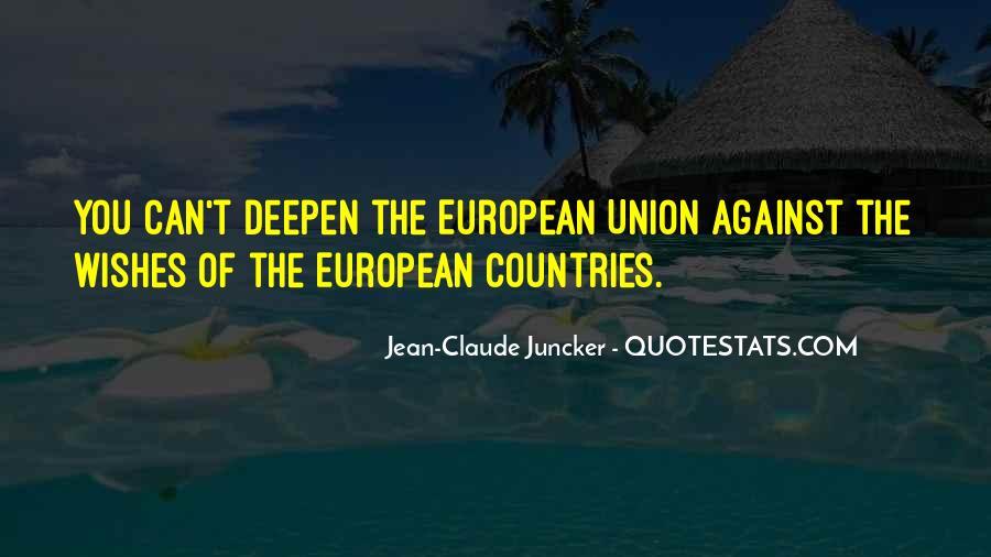 Claude Juncker Quotes #589541