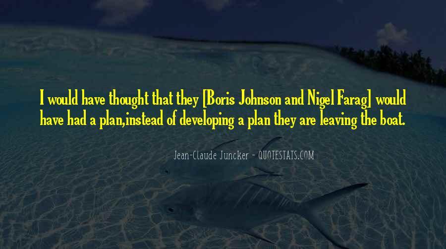 Claude Juncker Quotes #735709