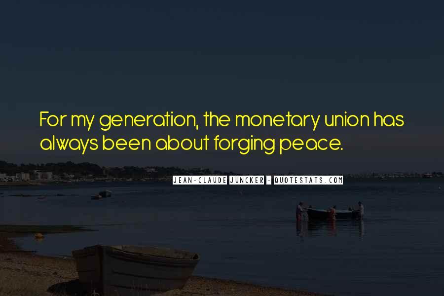 Claude Juncker Quotes #827205