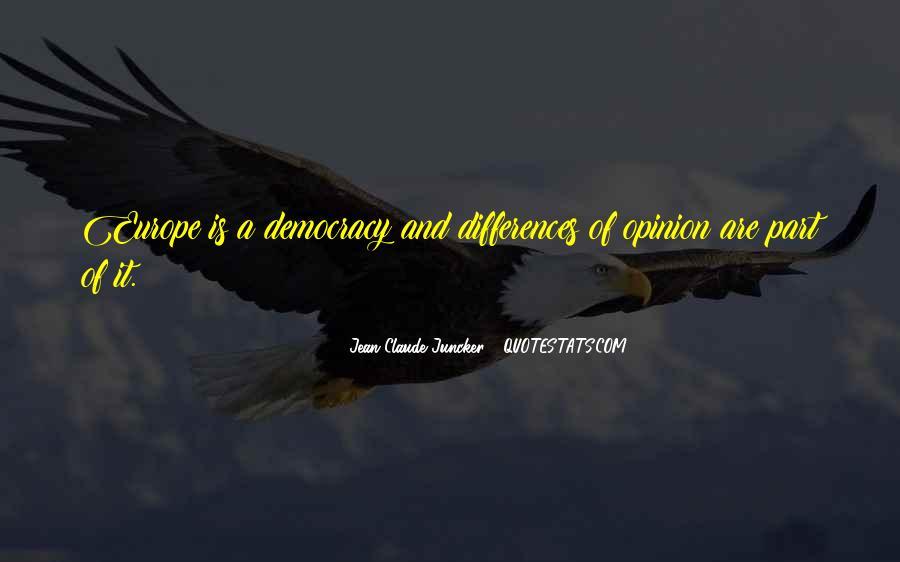 Claude Juncker Quotes #828729