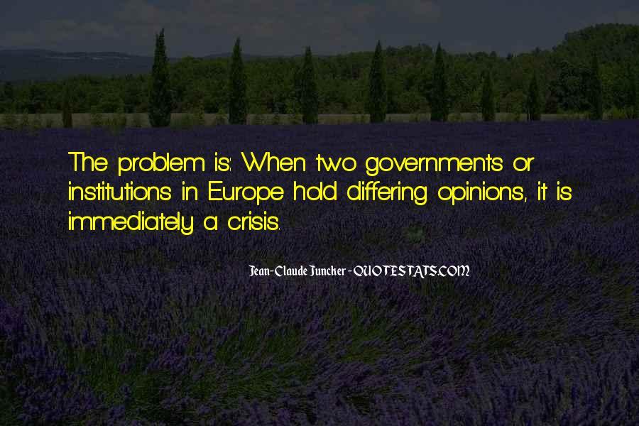Claude Juncker Quotes #894929