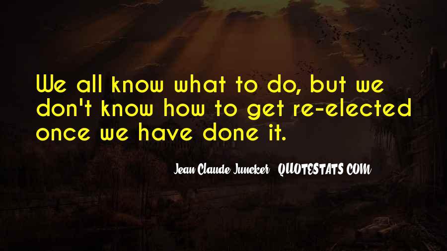 Claude Juncker Quotes #91649