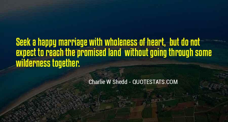 Quotes About The Promised Land #1776730