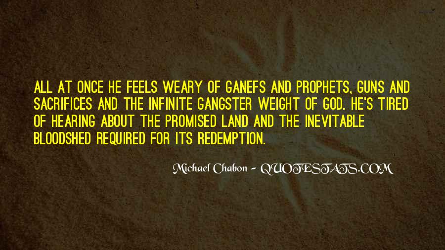 Quotes About The Promised Land #517606