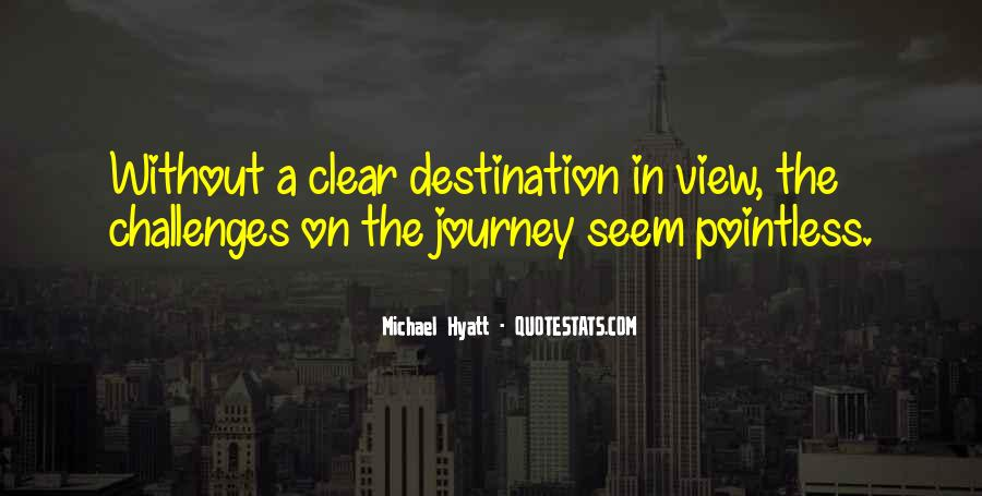 Clear View Quotes #1226336
