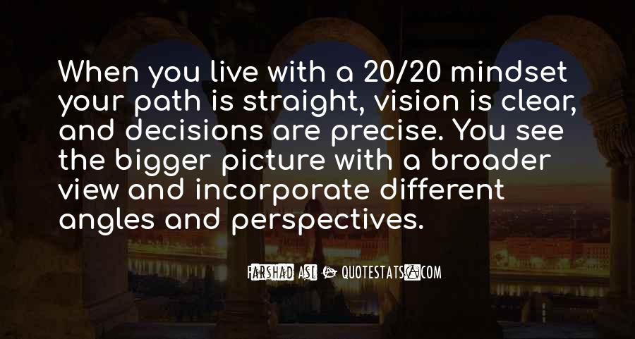 Clear View Quotes #1372079