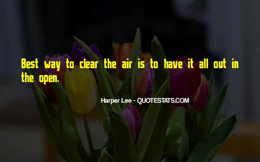 Clear View Quotes #1414450