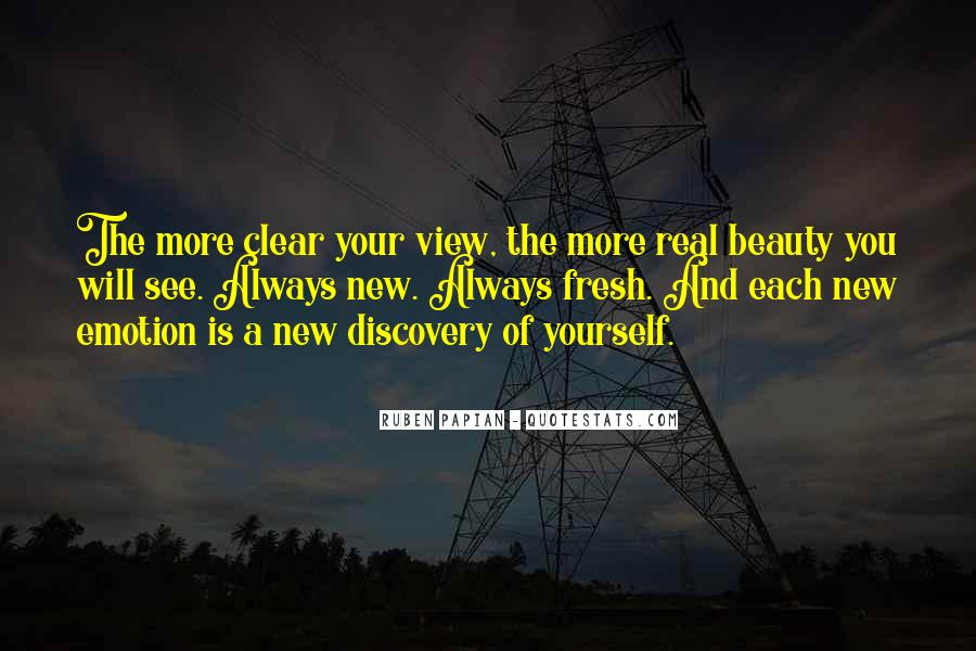 Clear View Quotes #1856668