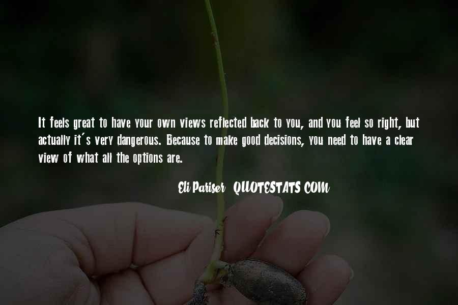 Clear View Quotes #409223
