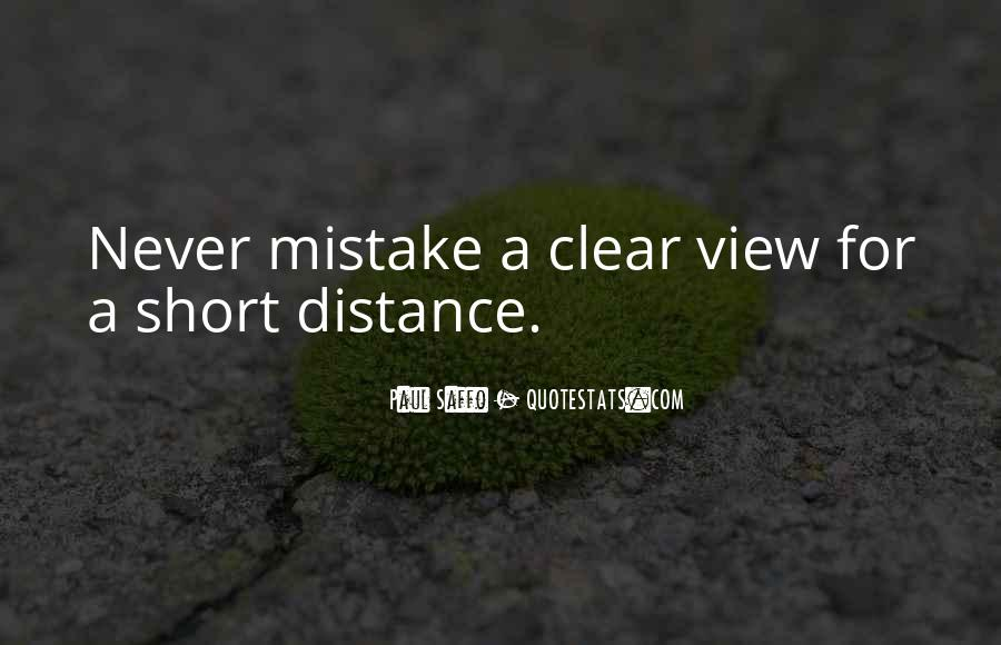 Clear View Quotes #879687