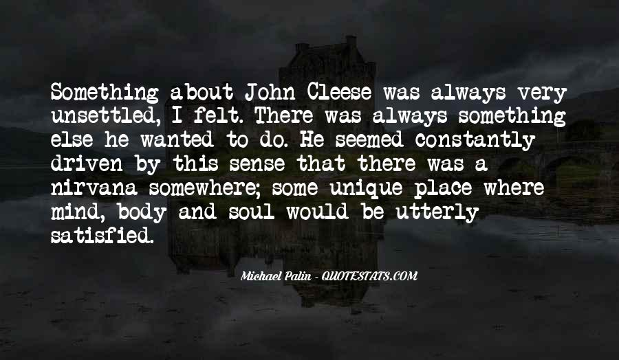 Cleese Quotes #297881
