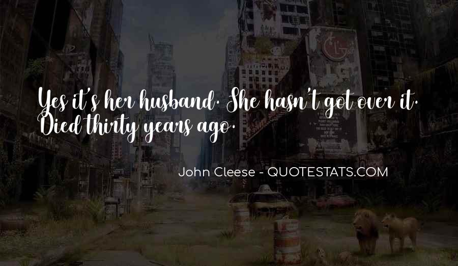 Cleese Quotes #339319