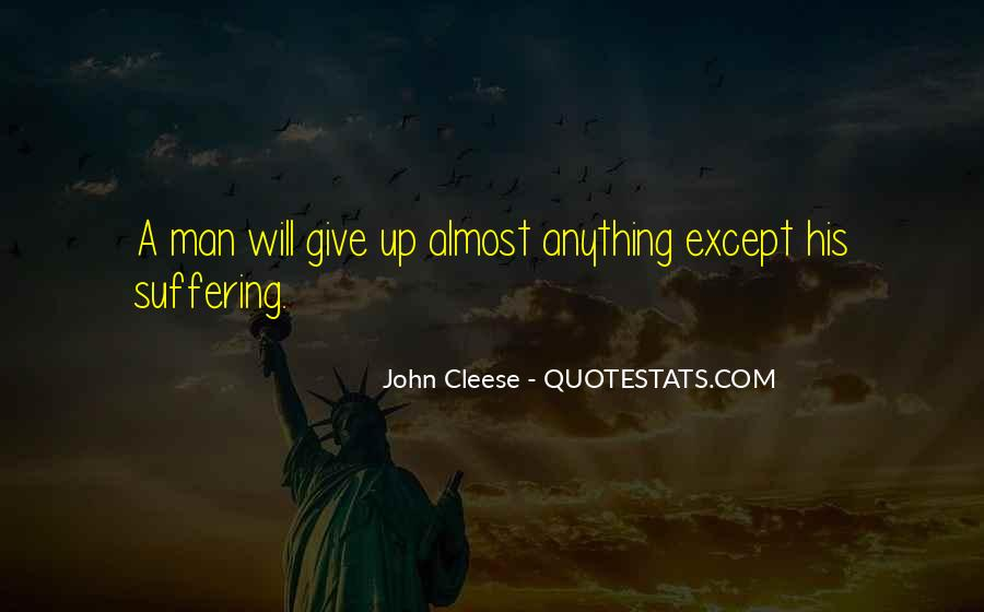 Cleese Quotes #453282