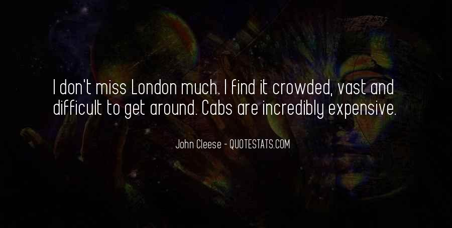Cleese Quotes #725535