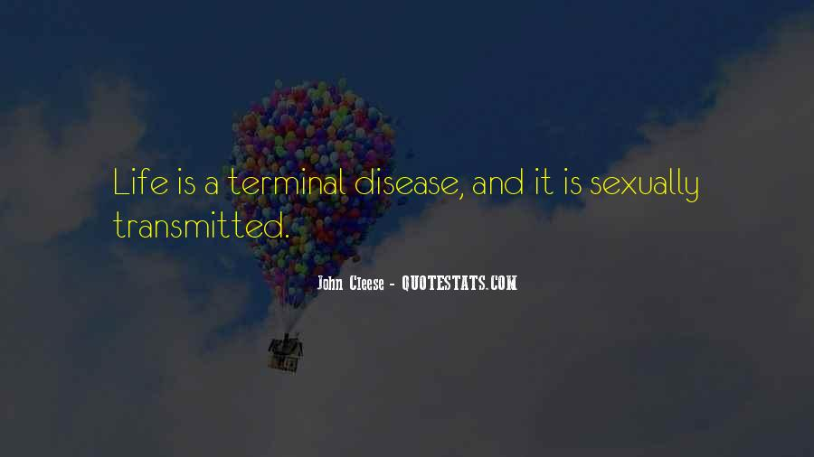 Cleese Quotes #858130